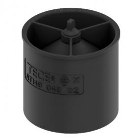 Погружной стакан с мембраной для сифона 650000 660016