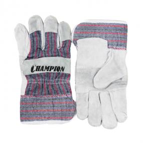 Перчатки защитные кожаные Champion C1000