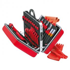 Чемодан универсальный с набором инструментов 1000V Knipex KN-989914