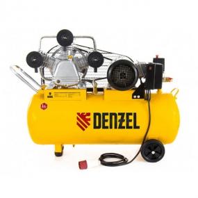 Компрессор масляный PC 3/100-504 Denzel 58098