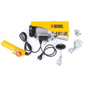 Тельфер электрический TF-250, 0,25 т Denzel 52011