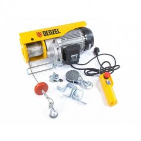 Тельфер электрический TF-1000, 1 т Denzel 52016