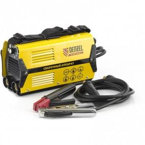 Аппарат инверторный дуговой сварки DS-230 Compact Denzel 94374