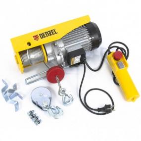 Тельфер электрический TF-800, 0.8 т Denzel 52014
