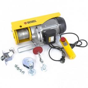 Тельфер электрический TF-1200, 1.2 т Denzel 52018