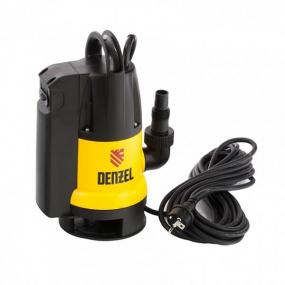Дренажный насос DP800A, 800 Вт, 5 м, 13000 л/ч Denzel 97219