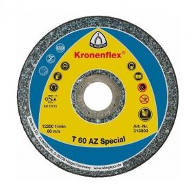 Диск отрезной 125х2,5x22,23 мм KRONENFLEX KT/SUPRA/ A24N/S Klingspor 2951