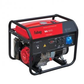 Бензиновый электрогенератор Fubag BS 6600 838202