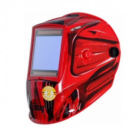 Маска сварщика Хамелеон Fubag ULTIMA 5-13 PANORAMIC RED 992510