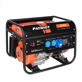 Генератор бензиновый Patriot GP 6510 474101565