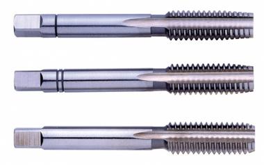 Набор ручных метчиков M6 DIN 352 Exact GQ-10016