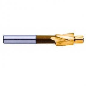 Цековка 10,0 мм TiN DIN 373 Exact GQ-50813