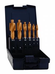Набор цековок TiN DIN 373 Exact GQ-50818