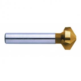 Зенкер конический 120° 12,4 мм TiN DIN 335 C Exact GQ-51794