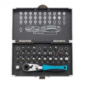 """Набор бит 1/4"""" с магнитным адаптером 33 шт. Gross 11365"""