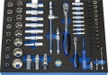 Тележка-мастерская с 4 модулями Heyco HE-50811292700
