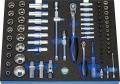 Тележка-мастерская с 4 модулями Heyco HE-50811302700