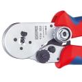 Инструмент для тетрагональной опрессовки точеных контактов Knipex KN-975264