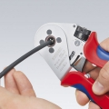 Инструмент для тетрагональной опрессовки точеных контактов Knipex KN-975265