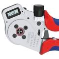 Инструмент для тетрагональной опрессовки точеных контактов Knipex KN-975265DGA