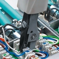 Инструмент для укладки кабелей 175 мм LSA-Plus Knipex KN-974010