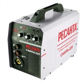 Инверторный сварочный аппарат Ресанта САИПА-220