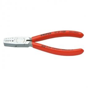 Клещи для обжима контактных гильз Knipex KN-9761145F