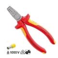 Клещи для обжима контактных гильз VDE Knipex KN-9768145A