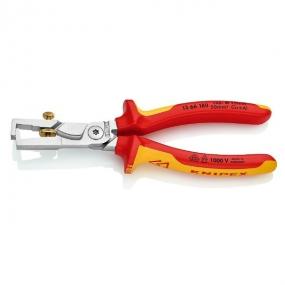 Клещи для удаления изоляции 180 мм StriX VDE Knipex KN-1366180