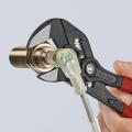 Клещи переставные-гаечный ключ 180 мм Knipex KN-8601180