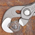 """Клещи переставные-гаечный ключ """"RAPTOR"""" Knipex KN-8741250"""