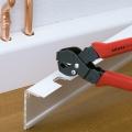 Клещи высечные для пластмассовых коробов Knipex KN-906116