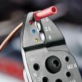 Клещи зажимные для опрессовки 230 мм Knipex KN-9721215