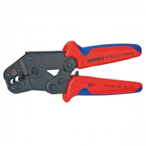 Клещи зажимные для опрессовки Knipex KN-975220