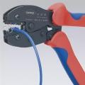 Клещи зажимные для опрессовки 220 мм PreciForce Knipex KN-975236