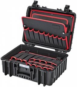 Инструментальный чемодан Robust Knipex KN-002135LE
