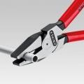 Силовые пассатижи 200 мм Knipex KN-0201200