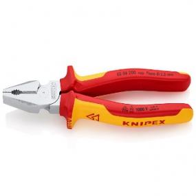 Силовые пассатижи 200 мм Knipex KN-0206200