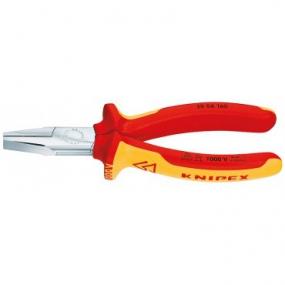Плоскогубцы с гладкими губками 160 мм VDE Knipex KN-2006160