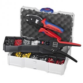 Набор для обжима кабельных наконечников Knipex KN-979024