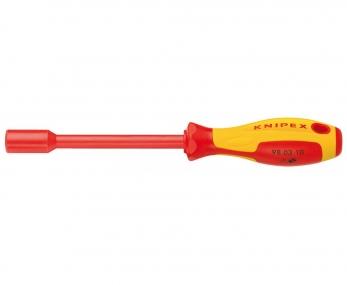 Отвертка-торцовый ключ VDE Knipex KN-980312