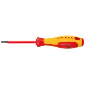 Отвертка для винтов с профилем HEX Knipex KN-981340