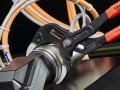Клещи трубные захватные Knipex KN-8101250
