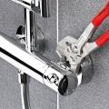 Клещи переставные-гаечный ключ 180 мм Knipex KN-8603180