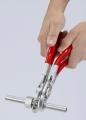 Клещи переставные-гаечный ключ 250 мм Knipex KN-8643250