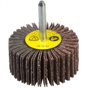 Круг шлифовальный лепестковый на шпильке (60х30 мм; 6 мм; Р240) Klingspor 13057