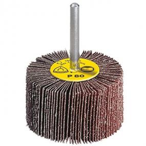 Круг шлифовальный лепестковый на шпильке (60х30 мм; 6 мм; Р80) Klingspor 13052
