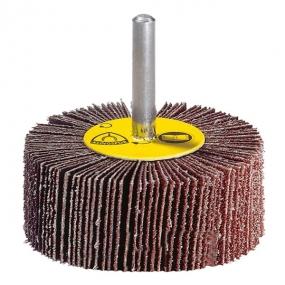 Круг шлифовальный лепестковый на шпильке (80х30 мм; 6 мм; Р120) Klingspor 13144