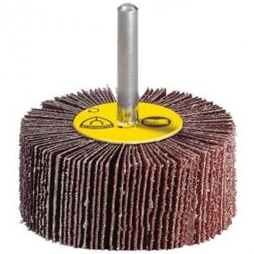 Круг шлифовальный лепестковый на шпильке (80х50 мм; 6 мм; Р60) Klingspor 13177