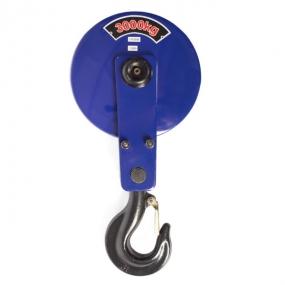 Крюковая подвеска к электрической тали TOR CD1 3,2 т 11935